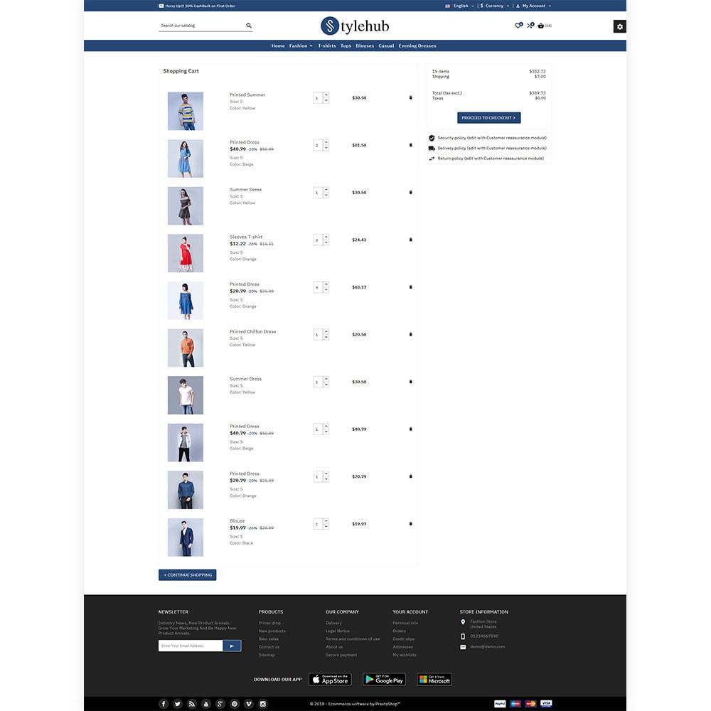 theme - Mode & Chaussures - StyleHub Fashion Mall - 4