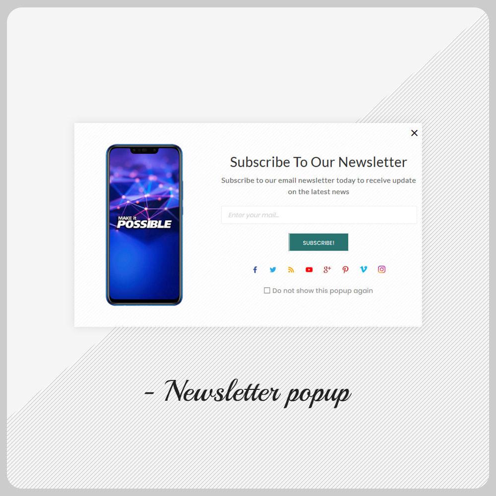 theme - Electronique & High Tech - Zepcel - Electronic Big Shop - 10
