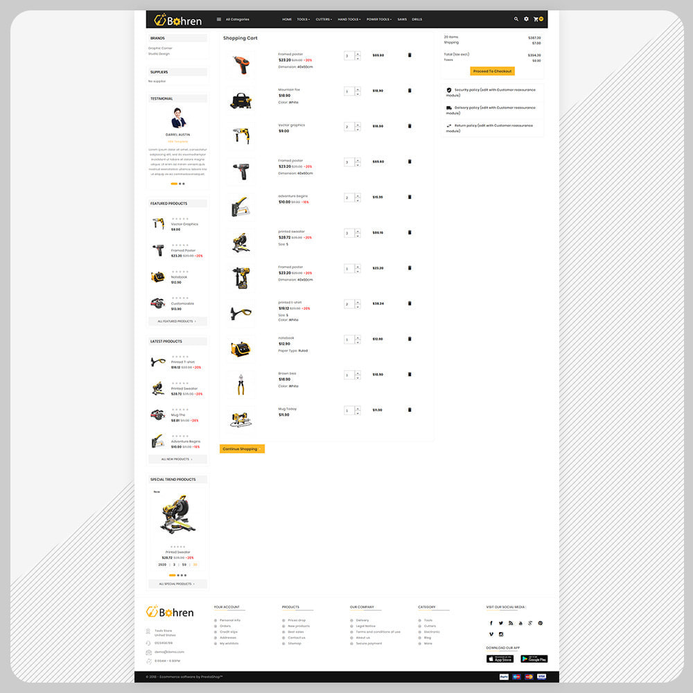 theme - Auto & Moto - Bohren – The Tools Mega Shop - 5