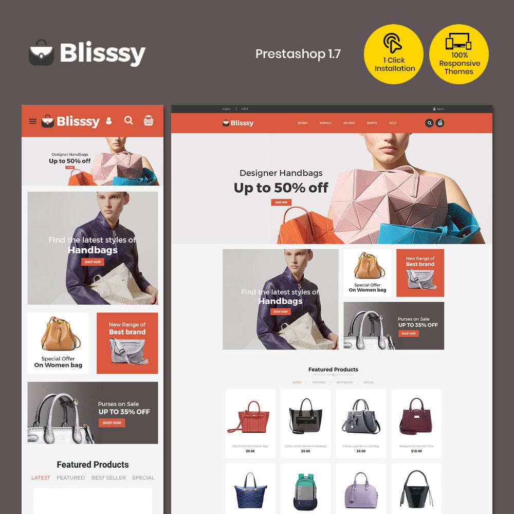 theme - Mode & Chaussures - Blissy Bag - Magasin d'accessoires pour sacs à main - 1