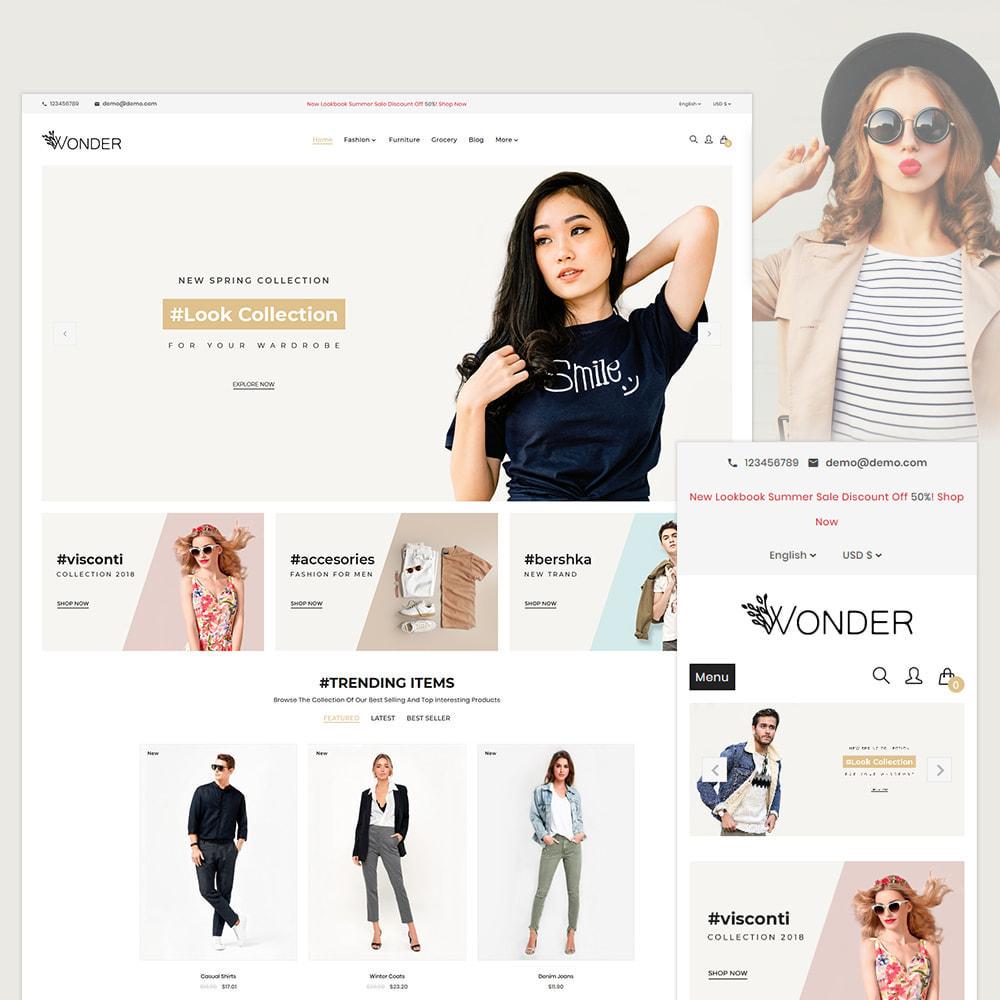theme - Mode & Chaussures - Onder Stylish Fashion Store - 1