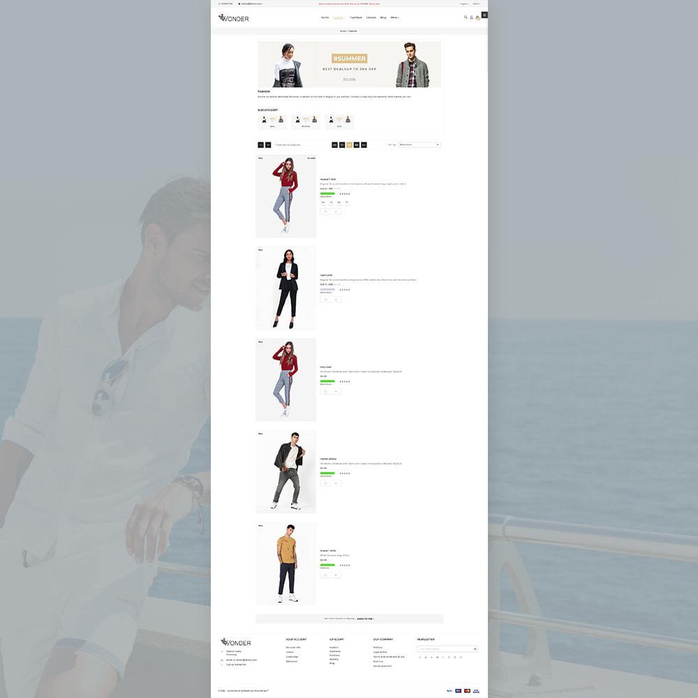 theme - Mode & Chaussures - Onder Stylish Fashion Store - 3
