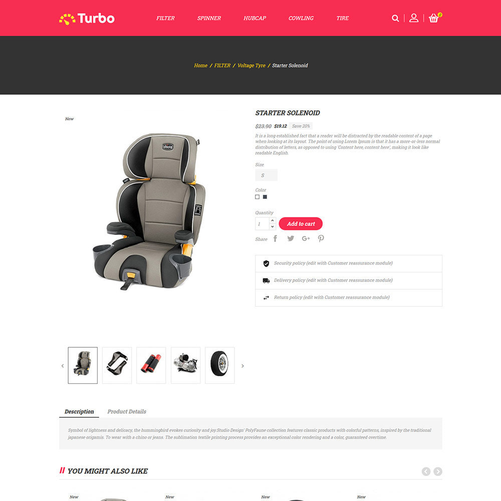 theme - Samochody - Części zamienne do silników - Auto Car Tool Store - 6