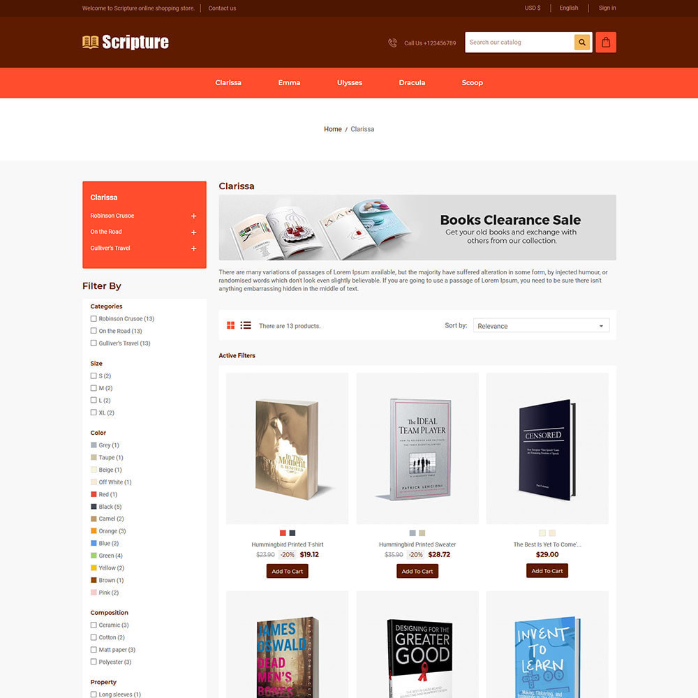 theme - Kunst & Kultur - Scripture Ebook  - Library Magazines Paper  Store - 2