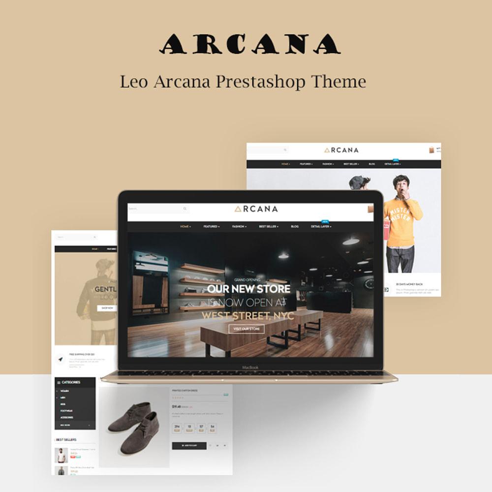 theme - Fashion & Shoes - Ap Arcana - 1