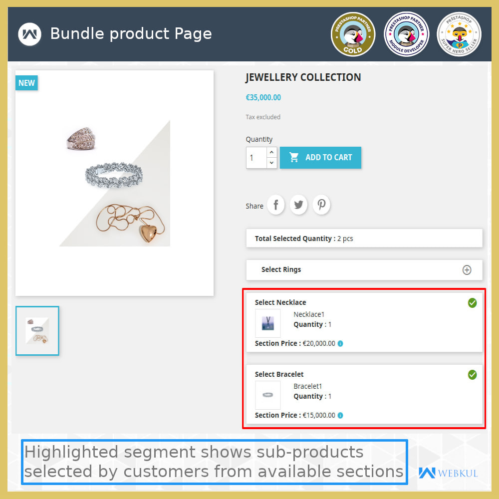 module - Cross-selling & Product Bundle - Bundle Product | Pack Products - 4