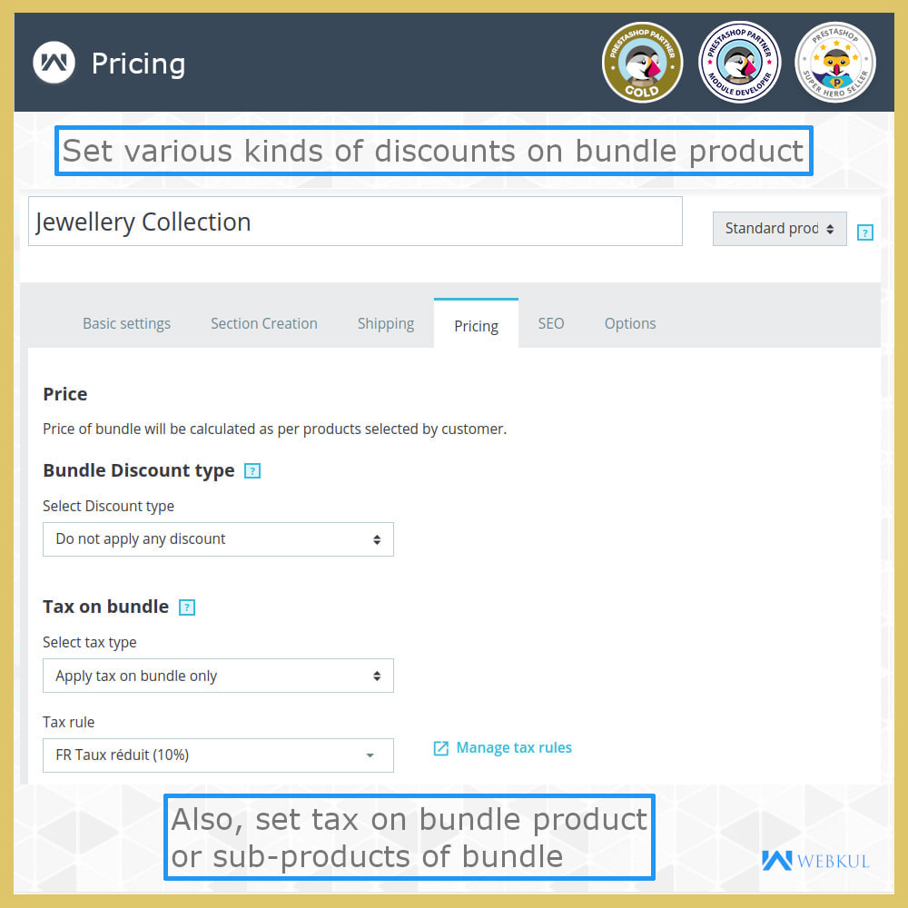 module - Cross-selling & Product Bundle - Bundle Product | Pack Products - 14
