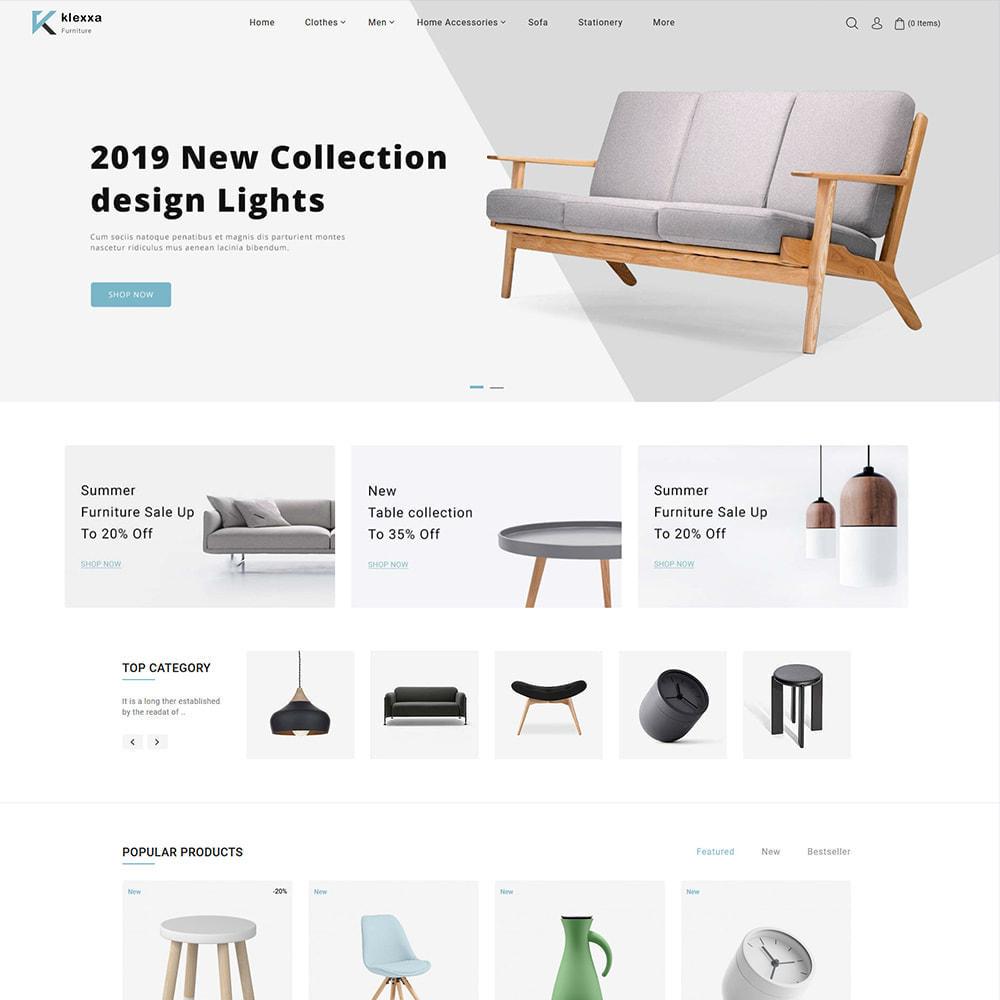 theme - Home & Garden - Klexxa - The Best Furniture Store - 2