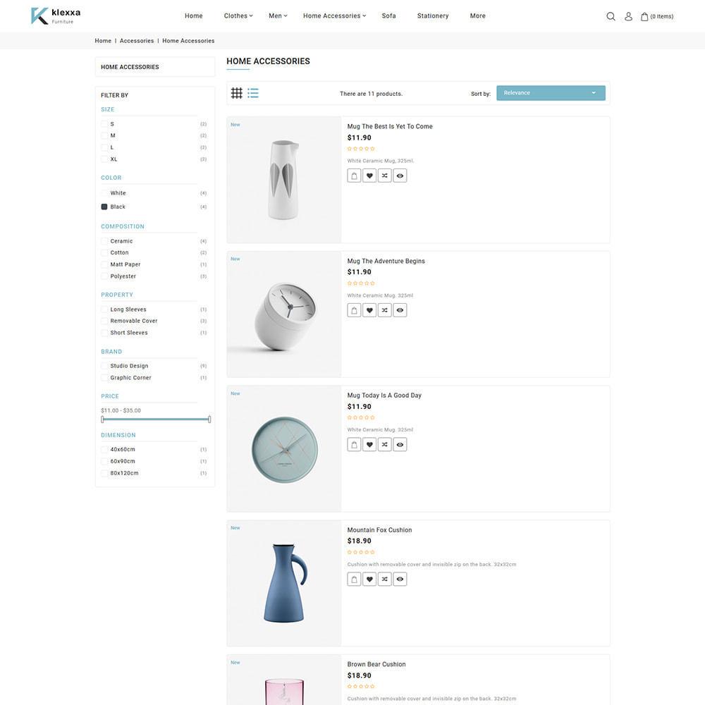 theme - Home & Garden - Klexxa - The Best Furniture Store - 4