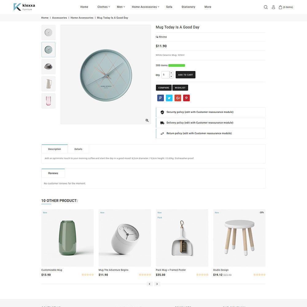 theme - Home & Garden - Klexxa - The Best Furniture Store - 5