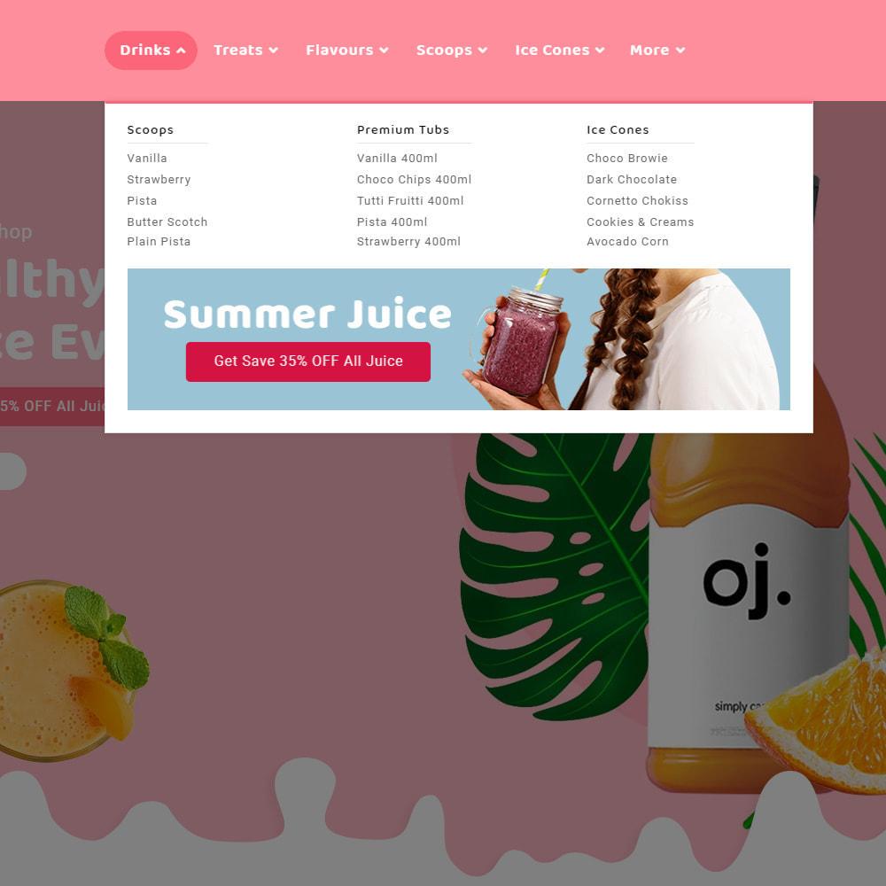 theme - Getränke & Tabak - Summer Juices & Shakes - 10