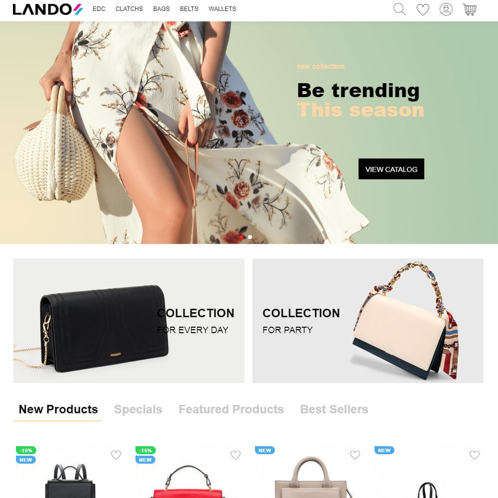 theme - Fashion & Shoes - Lando - Modern Multipurpose Online Store - 3