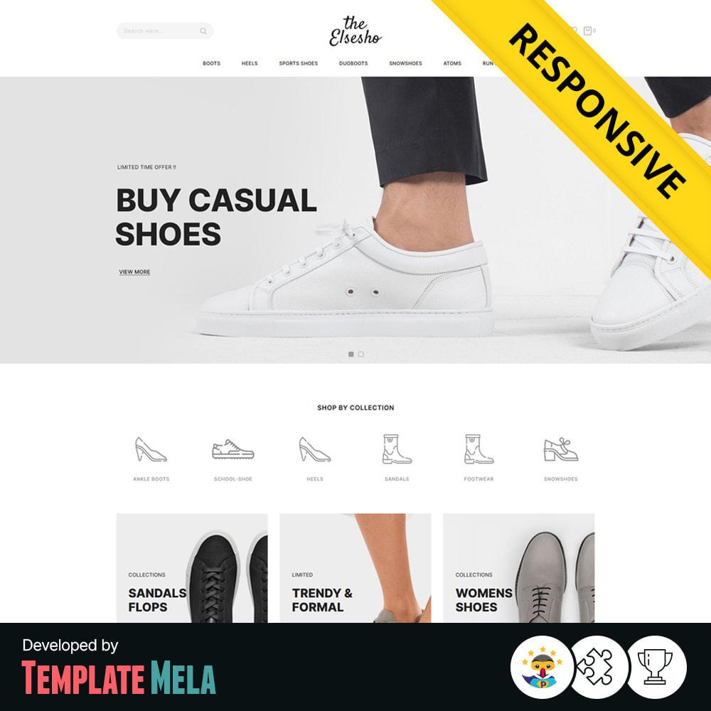 theme - Fashion & Shoes - Elsesho - Fashion & Shoes Store - 1