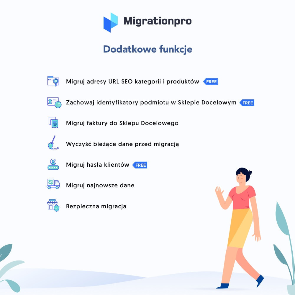 module - Data Migration & Backup - Strumento di migrazione da WooCommerce a PrestaShop - 6