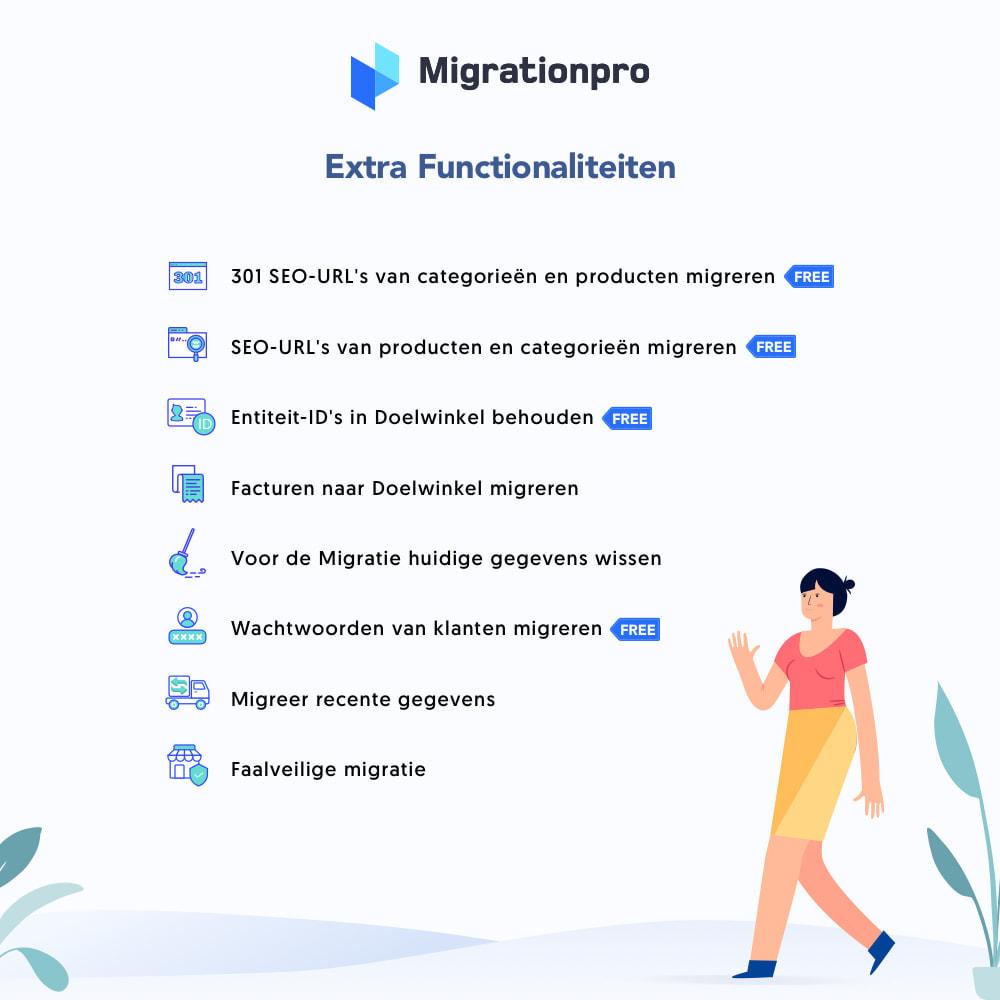 module - Migratie & Backup - Magento naar PrestaShop migratie tool - 5