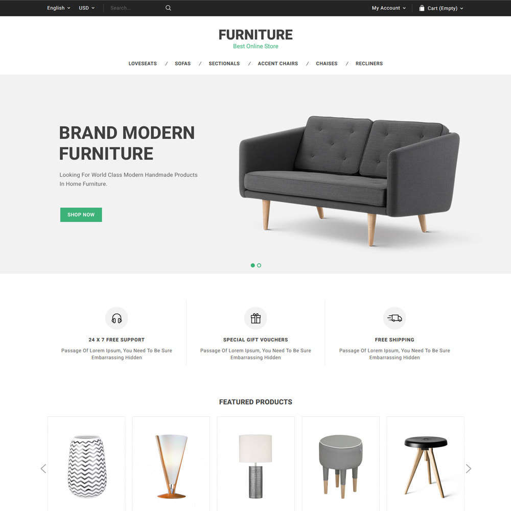 theme - Heim & Garten - Furniture Online Store - 2