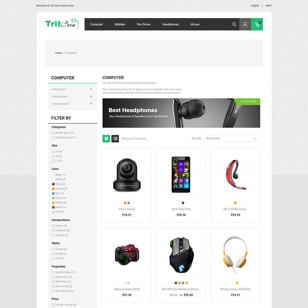 theme - Elektronik & High Tech - Laptop-Computerelektronik - Digital Mobile Store - 6