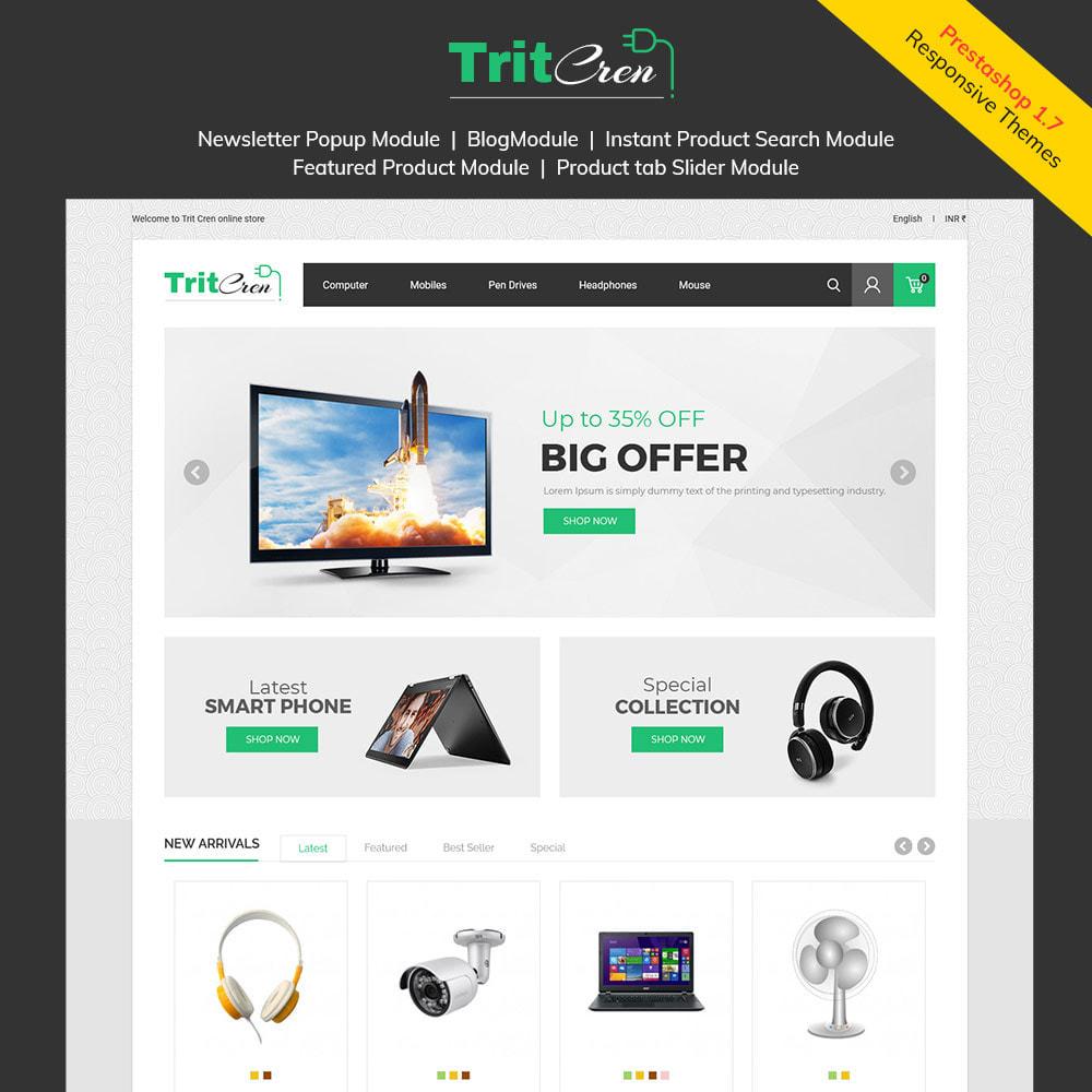 theme - Elektronika & High Tech - Elektronika do komputerów - cyfrowy sklep mobilny - 2