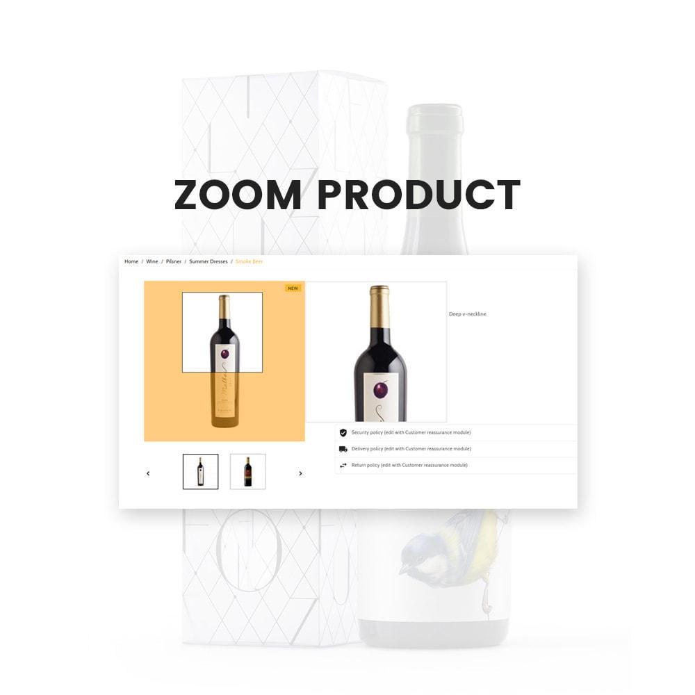 theme - Napoje & Wyroby tytoniowe - Weinladen - The Wine International Shop - 6