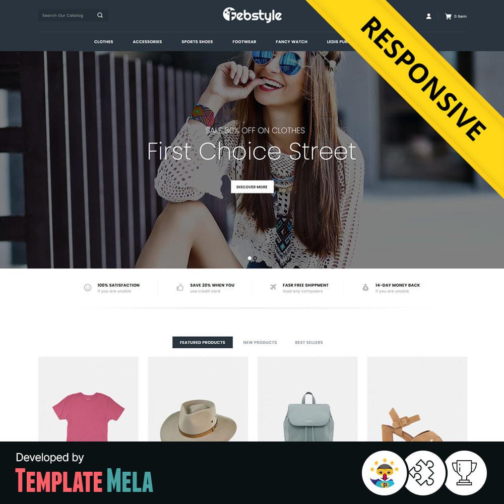 theme - Mode & Schoenen - Febstyle - Fashion Accessories Shop - 1