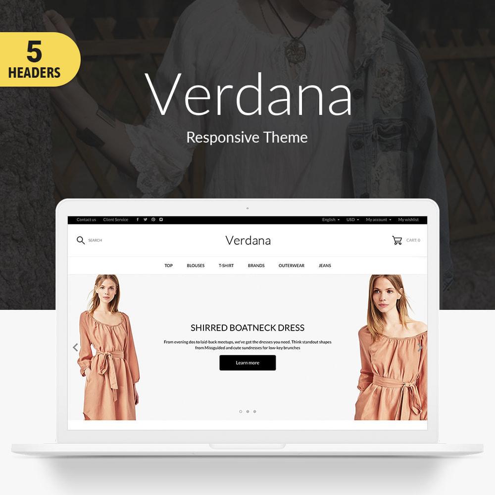 theme - Mode & Chaussures - Verdana Fashion Store - 1