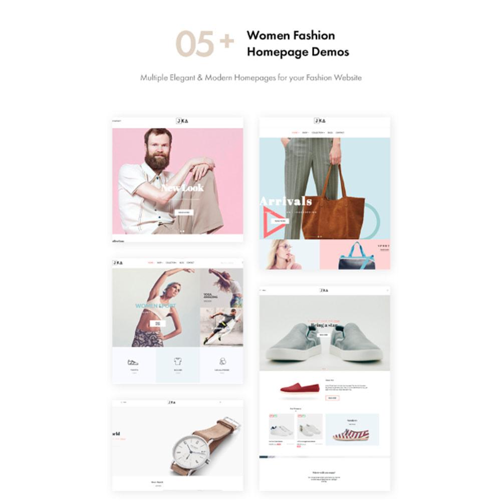 theme - Мода и обувь - Bos Jka - 2