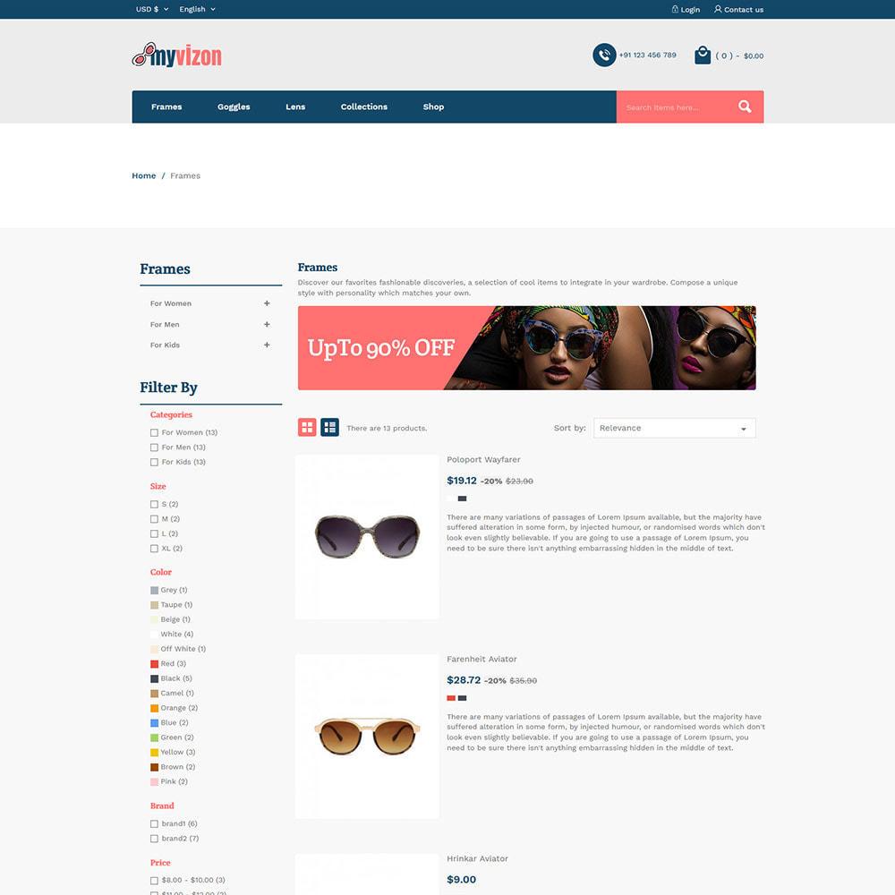 theme - Joyas y Accesorios - Myvizion Eyecare - Tienda de lentes para gafas - 5