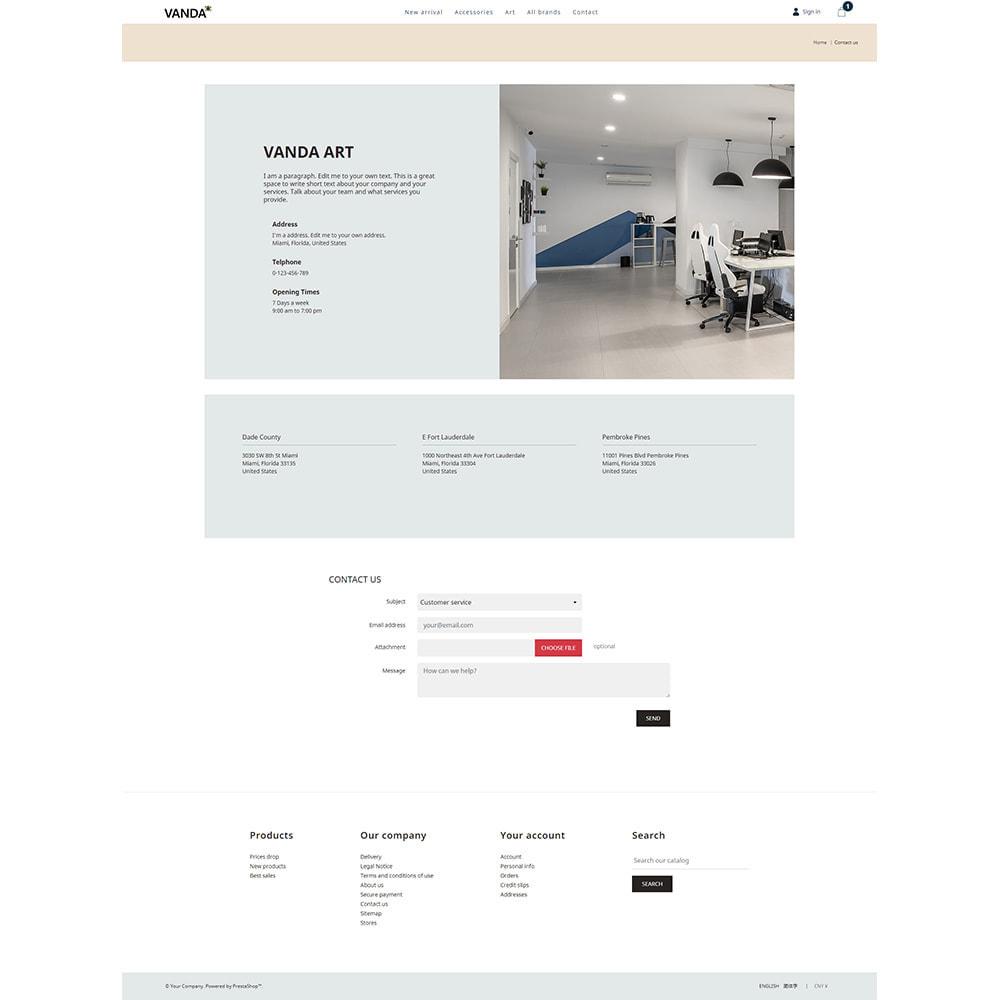 theme - Kunst & Kultur - Vanda Art Shop - 4