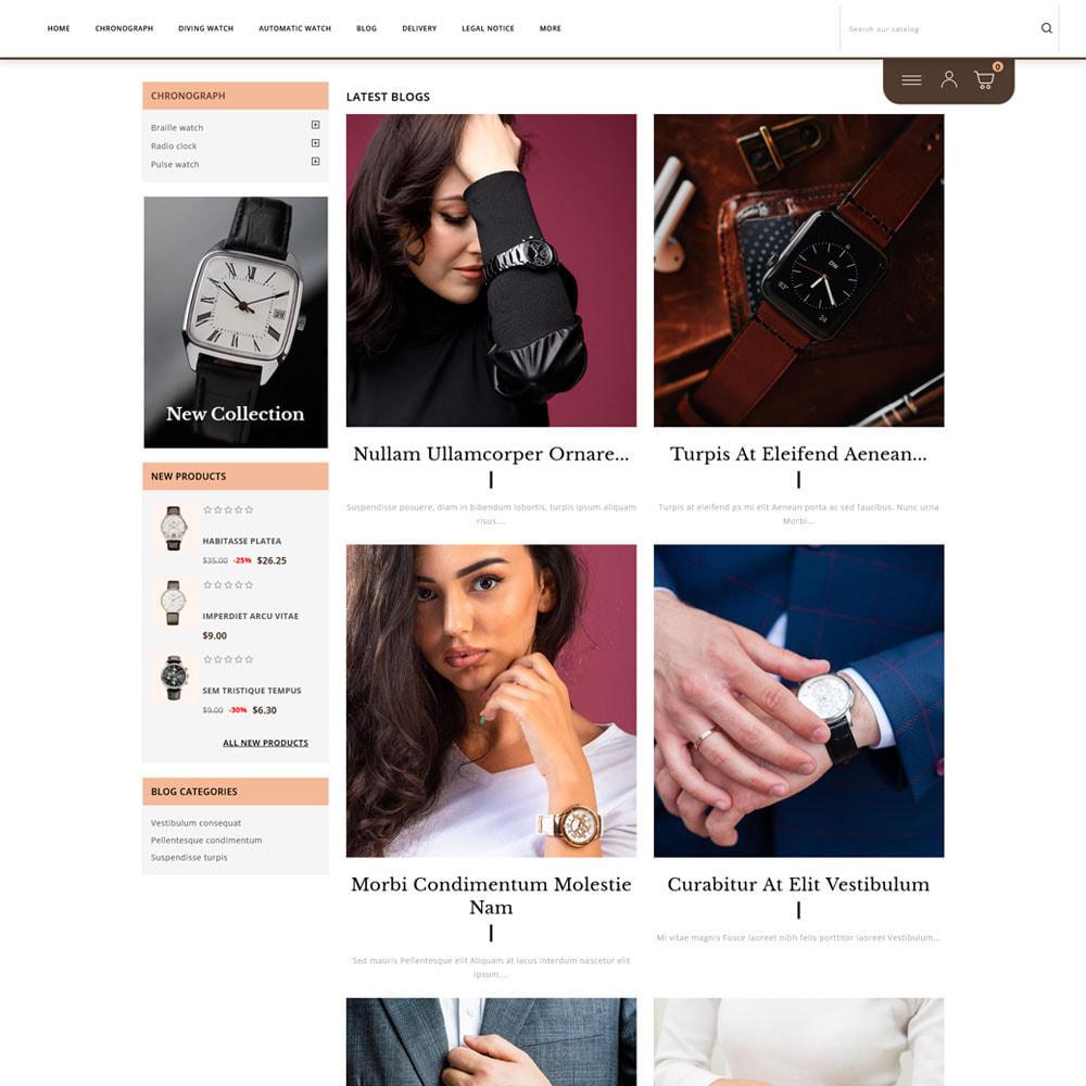 theme - Jewelry & Accessories - Clockfox - Watch Store - 6