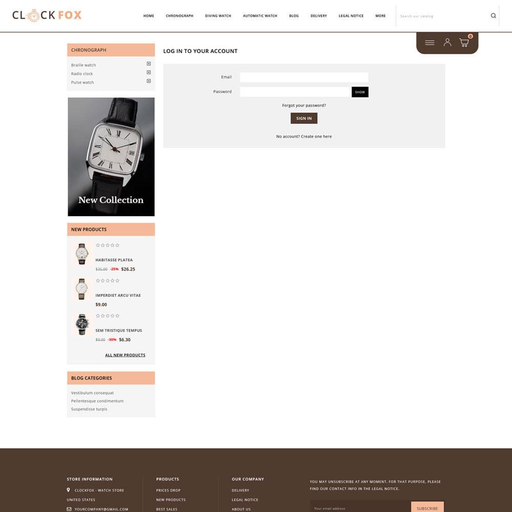 theme - Jewelry & Accessories - Clockfox - Watch Store - 10