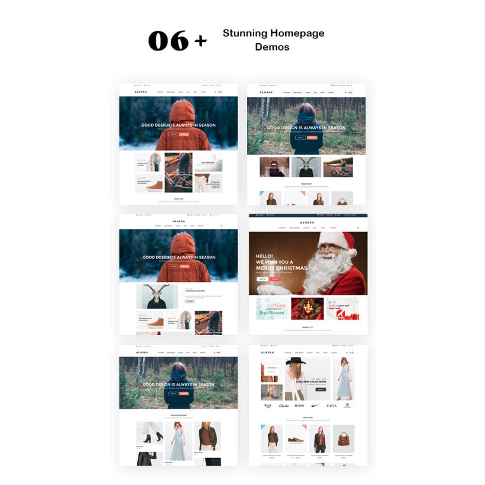 theme - Fashion & Shoes - Ap Alaska - 2