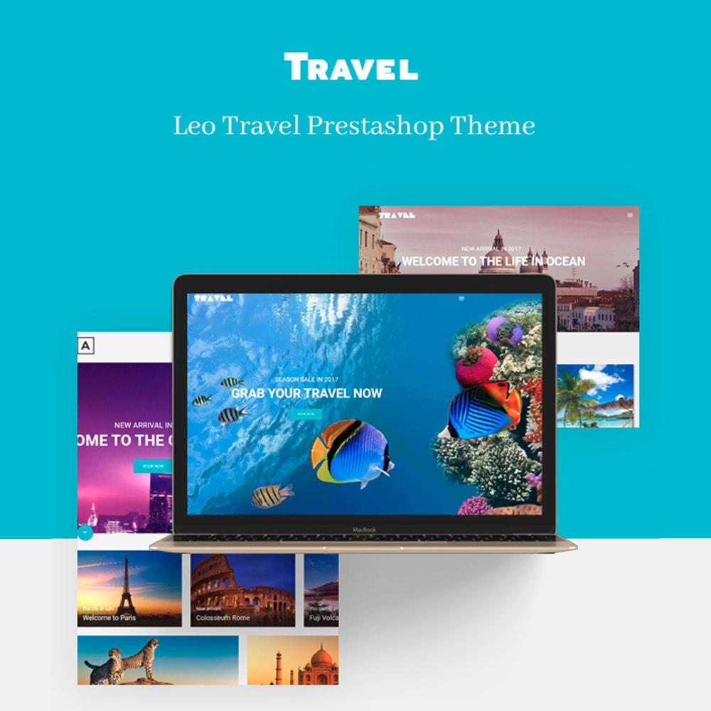theme - Sport, Attività & Viaggi - Bos Travel - 1