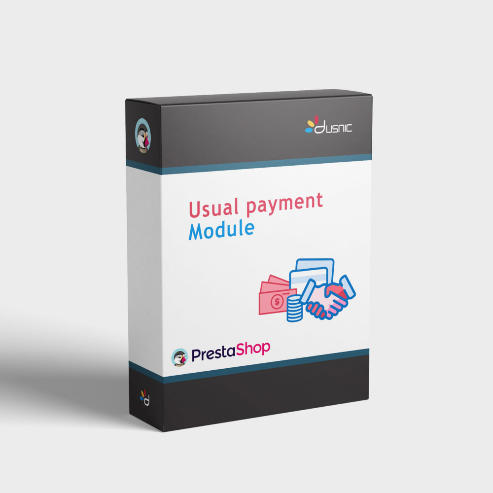 module - Other Payment Methods - Usual payment - 1