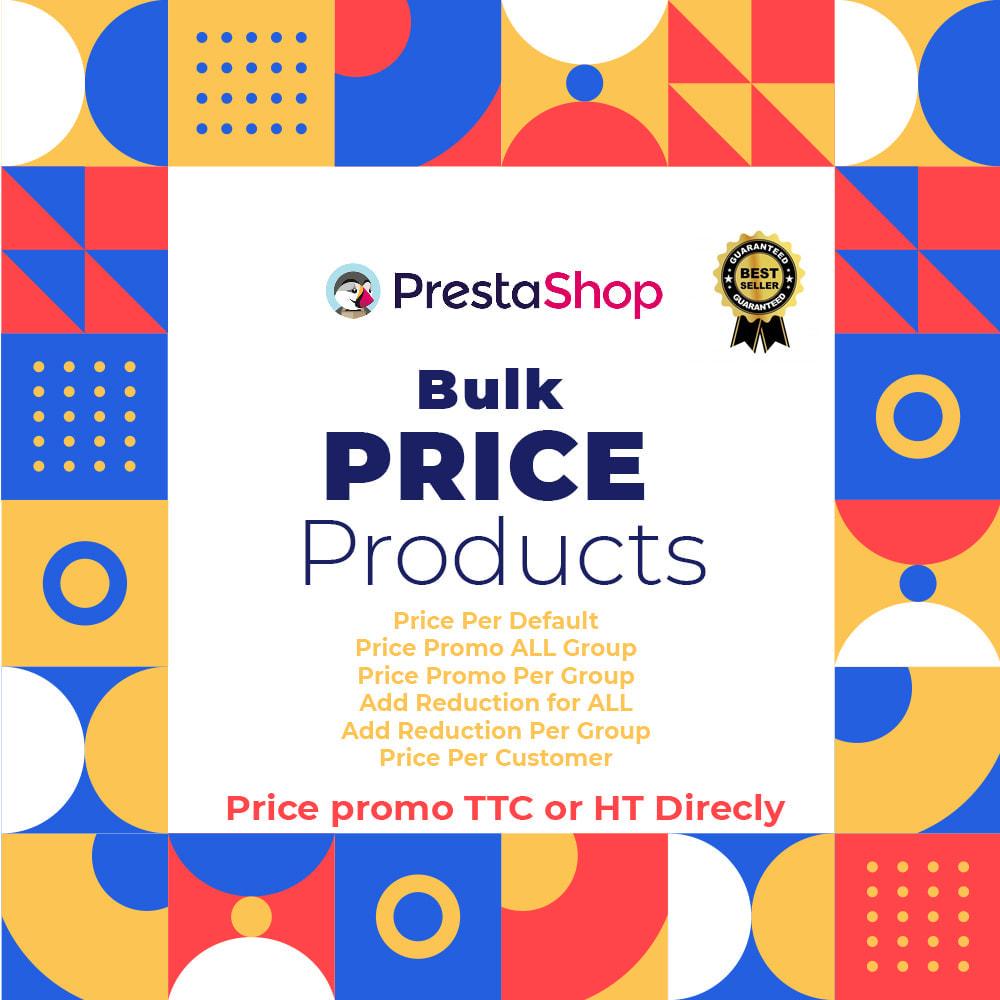 module - Promoties & Geschenken - Bulk Price Products - 1