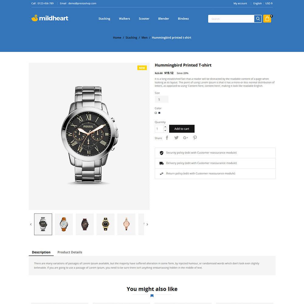 theme - Mode & Chaussures - Montres  - Magasin d'accessoires d'horloge murale - 6