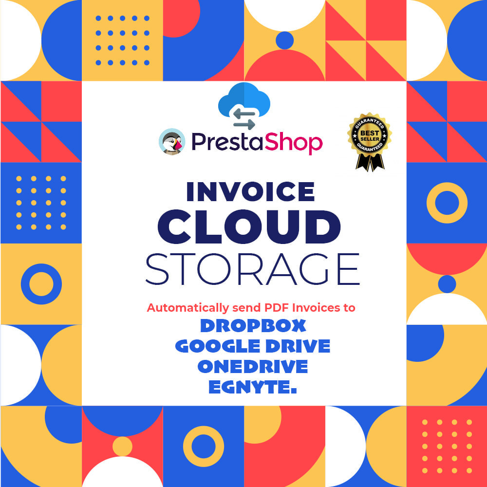 module - Accounting & Invoicing - Invoice Cloud Storage - 1