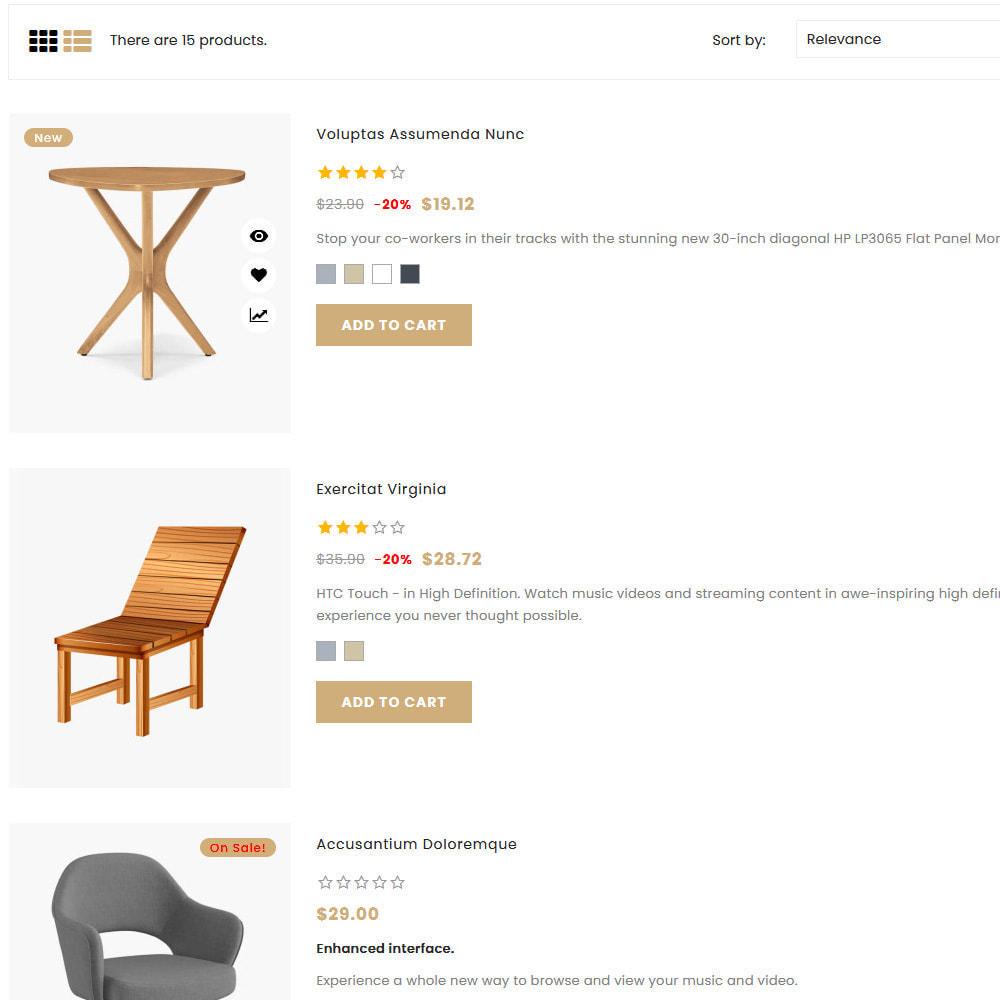 theme - Heim & Garten - Dine - Furniture Store - 5