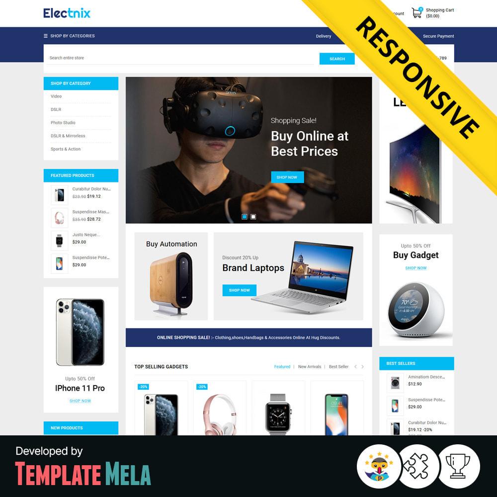 theme - Electronics & Computers - Electnix Electronics Store - 1