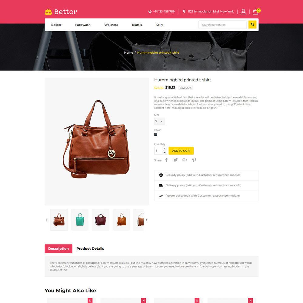 theme - Mode & Chaussures - Betttor Bag - Magasin de sacs de voyage en cuir - 5
