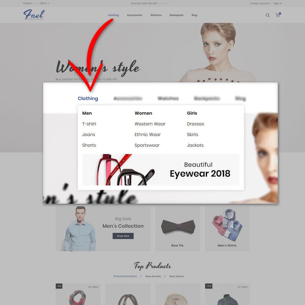 theme - Mode & Schuhe - Fuel - Fashion Shop - 8