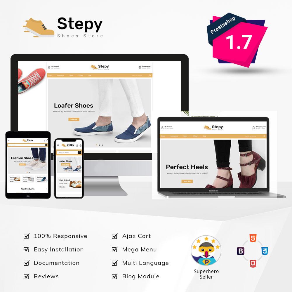 theme - Moda & Obuwie - Stepy - Shoes Store - 1