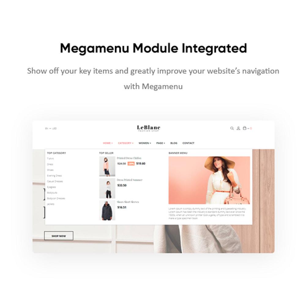 theme - Moda & Calzature - Ap Leblanc - 7