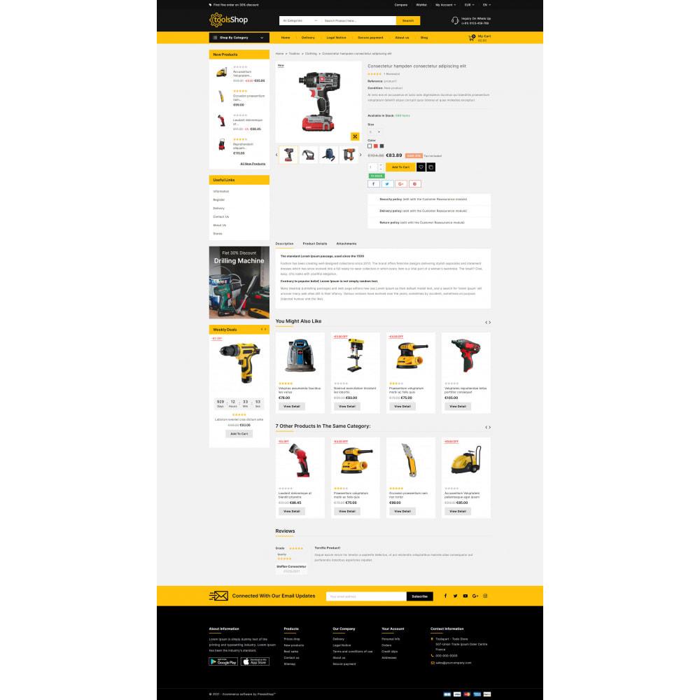 theme - Auto & Moto - Tools Shop - Best Tools Store - 6