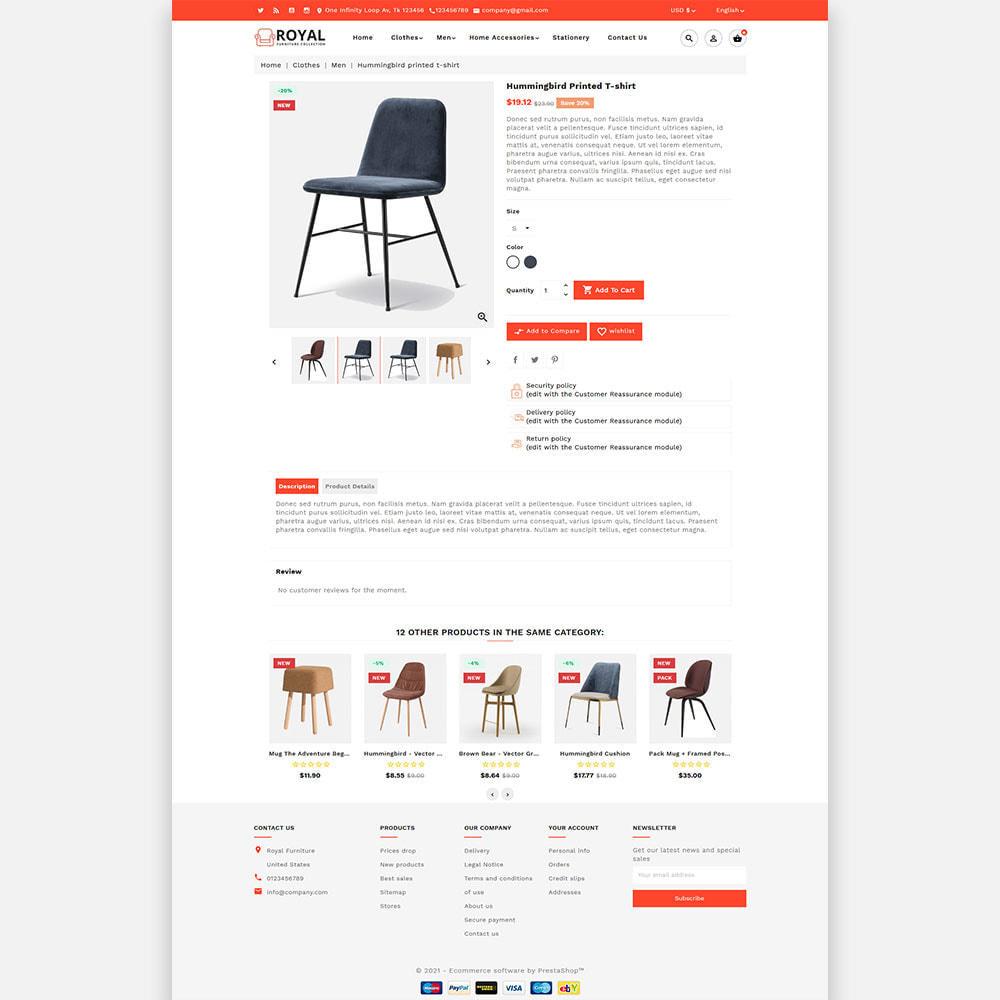 theme - Casa & Giardino - Royal Furniture and Wooden Store - 6