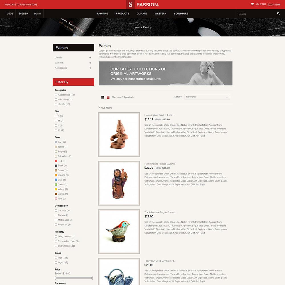theme - Arte & Cultura - Passion Art  - Paint  Handcraft Statue Store - 4