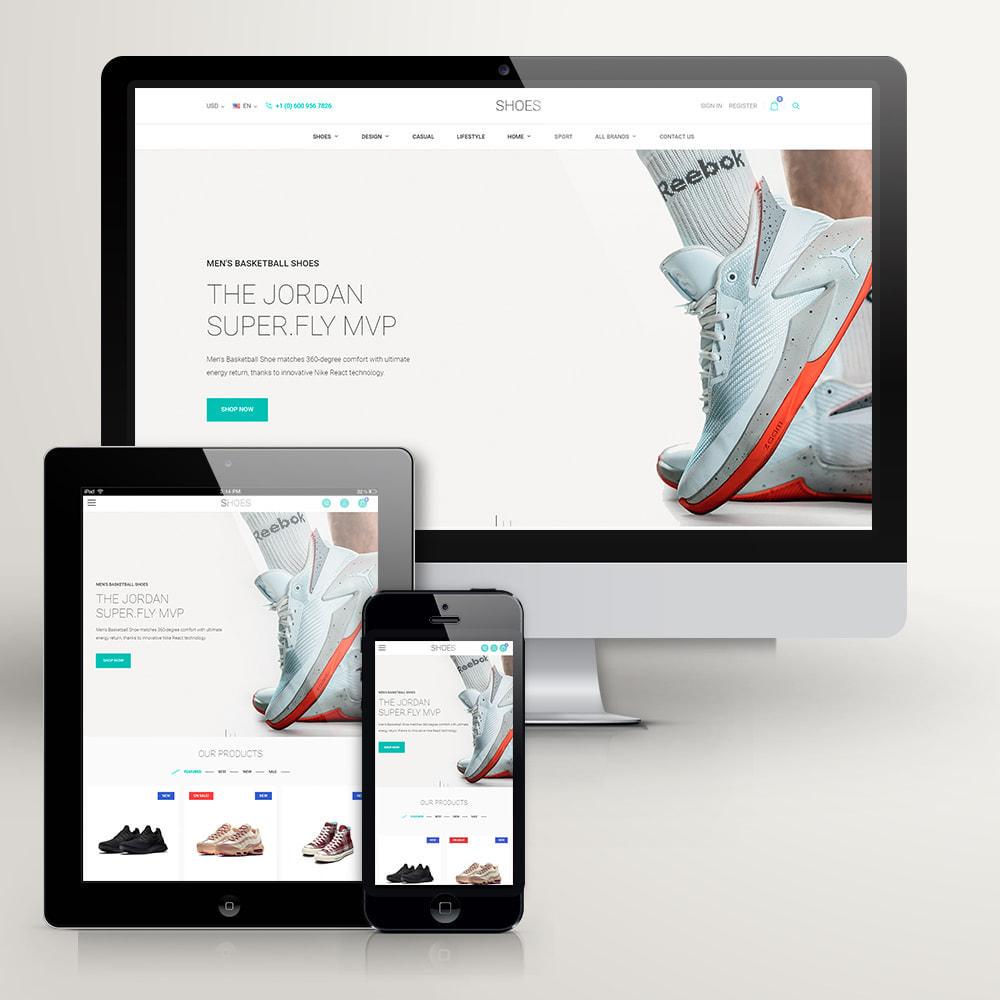 theme - Moda & Calçados - World Footwear - Loja de Sapatos - 3