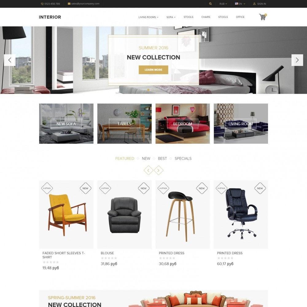 theme - Casa & Giardino - Interior - Negozio di Mobili - 3