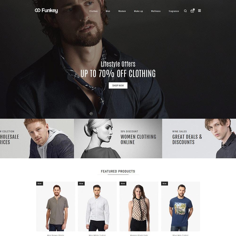 theme - Moda & Obuwie - Odzież modowa - sklep dla kobiet projektantów - 3