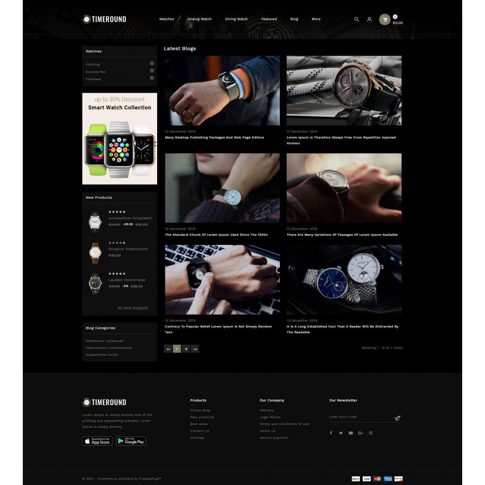 theme - Jewelry & Accessories - TimeRound - Watch Store - 9