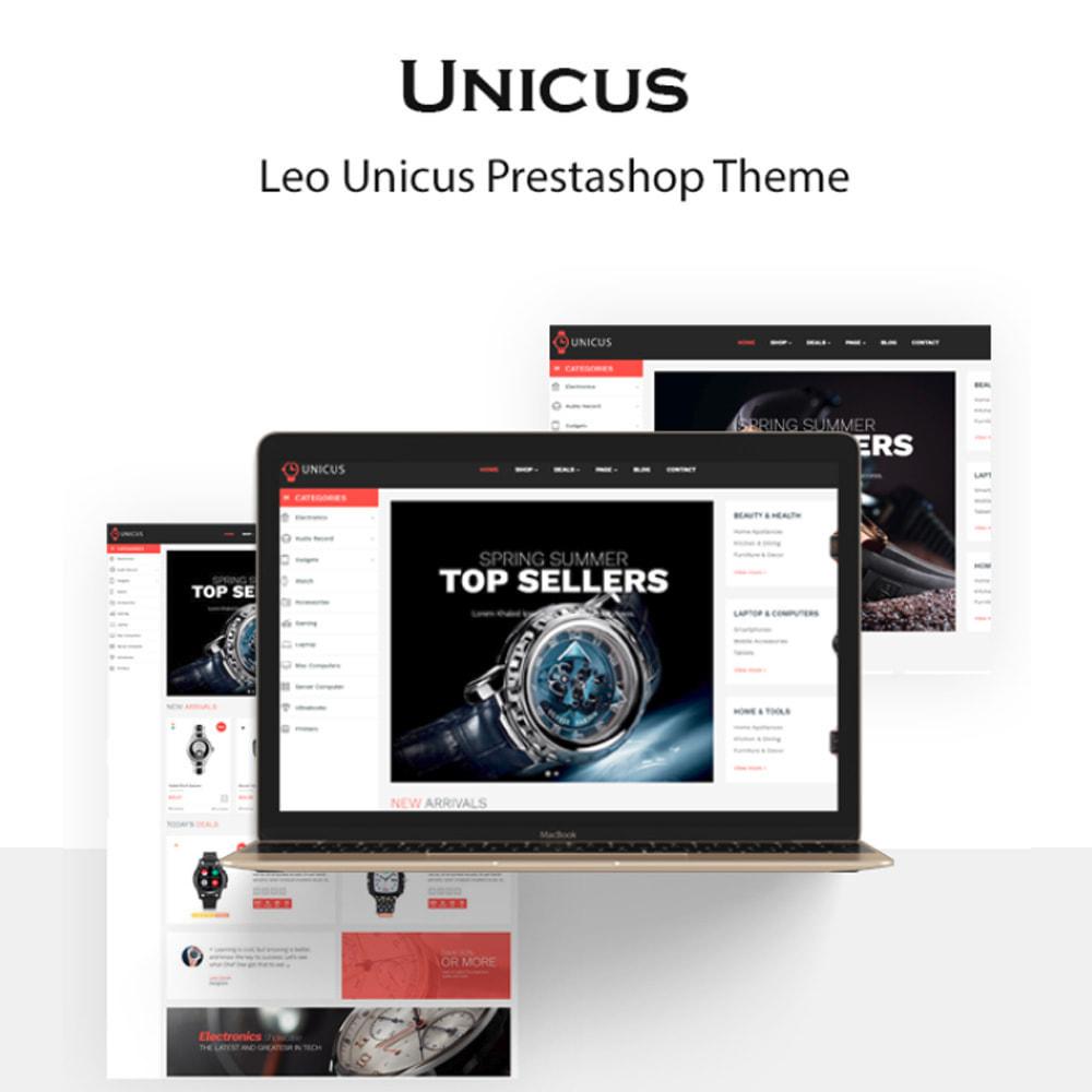 theme - Fashion & Shoes - Bos Unicus - 1